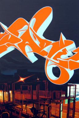 Danger | 2004 | 70 x 105